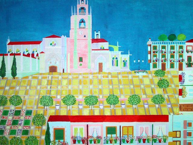 Catedral Palencia 73x100